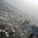 Charlie Creech photo of city in Oman with high ways
